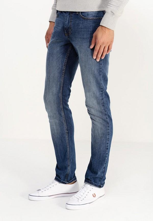 Мужские прямые джинсы Burton Menswear London 12A06HBLU: изображение 3