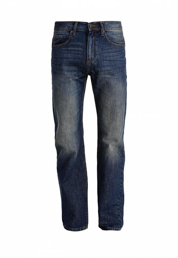 Мужские широкие и расклешенные джинсы Burton Menswear London 12R02HBLU: изображение 1
