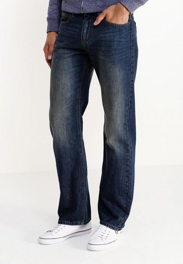 Мужские широкие и расклешенные джинсы Burton Menswear London 12R02HBLU: изображение 3