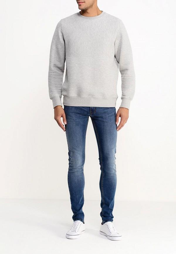 Зауженные джинсы Burton Menswear London 12S10HBLU: изображение 2