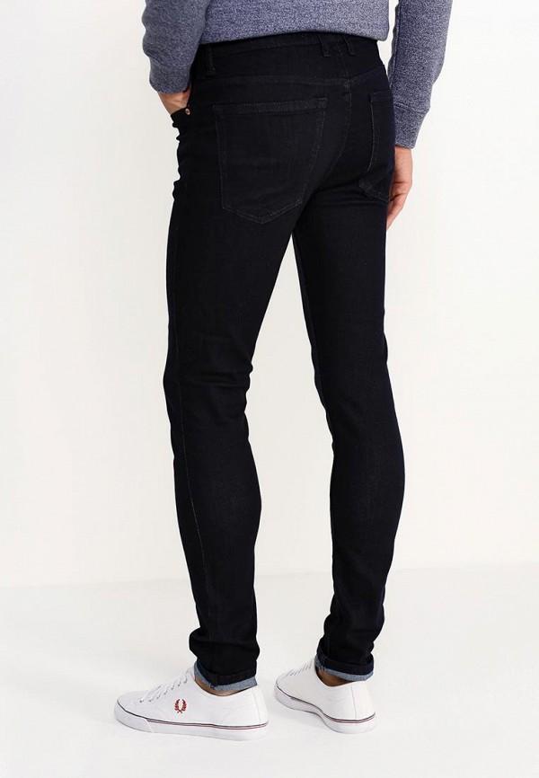 Зауженные джинсы Burton Menswear London 12S11HBLU: изображение 4