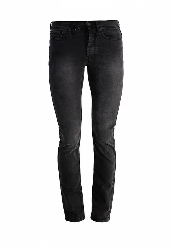 Мужские прямые джинсы Burton Menswear London 12S18HBLK: изображение 1