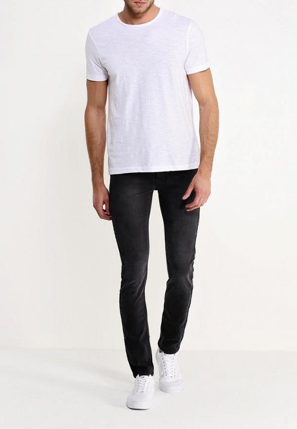 Мужские прямые джинсы Burton Menswear London 12S18HBLK: изображение 2