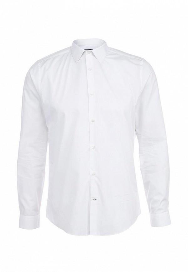 Рубашка с длинным рукавом Burton Menswear London 19B10HWHT: изображение 1