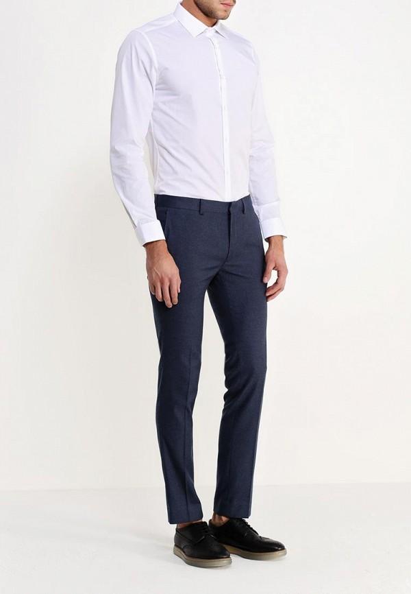 Рубашка с длинным рукавом Burton Menswear London 19B10HWHT: изображение 2