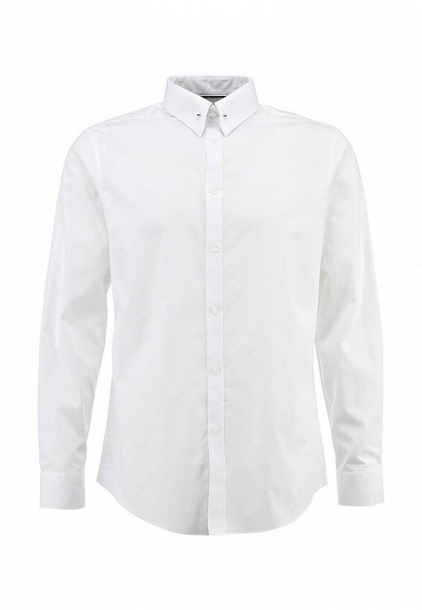 Рубашка с длинным рукавом Burton Menswear London 19B24GWHT: изображение 2