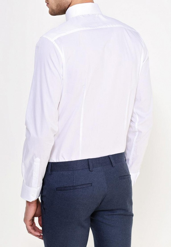 Рубашка с длинным рукавом Burton Menswear London 19B24GWHT: изображение 5