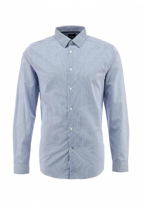 Рубашка с длинным рукавом Burton Menswear London 19S01HBLU: изображение 1