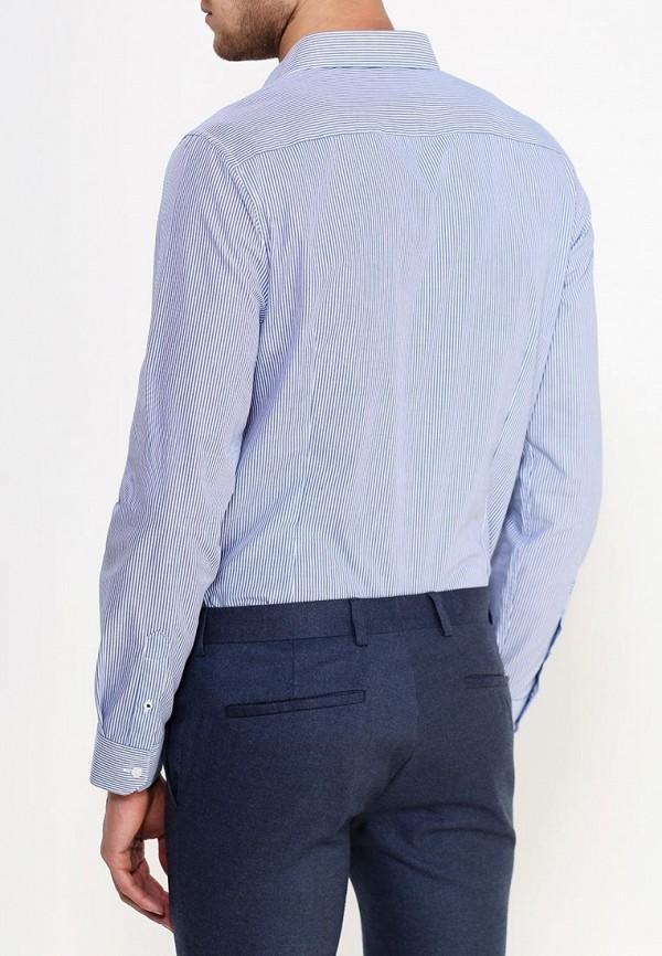 Рубашка с длинным рукавом Burton Menswear London 19S01HBLU: изображение 5