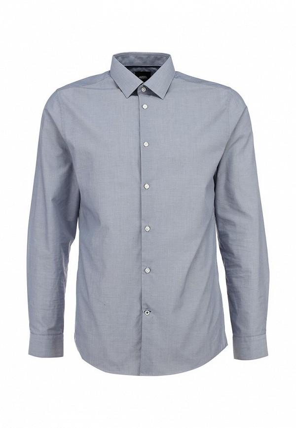 Рубашка с длинным рукавом Burton Menswear London 19S01HGRY: изображение 1