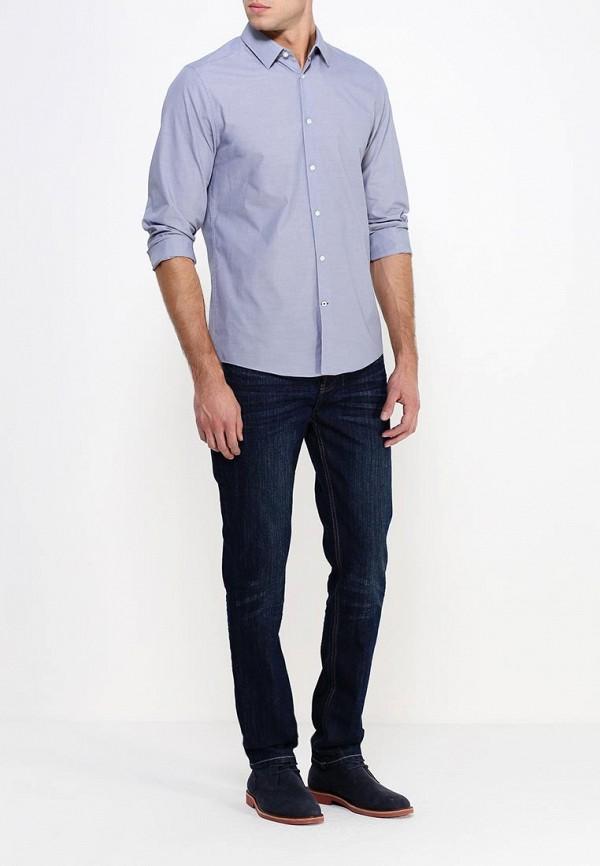 Рубашка с длинным рукавом Burton Menswear London 19S01HGRY: изображение 2