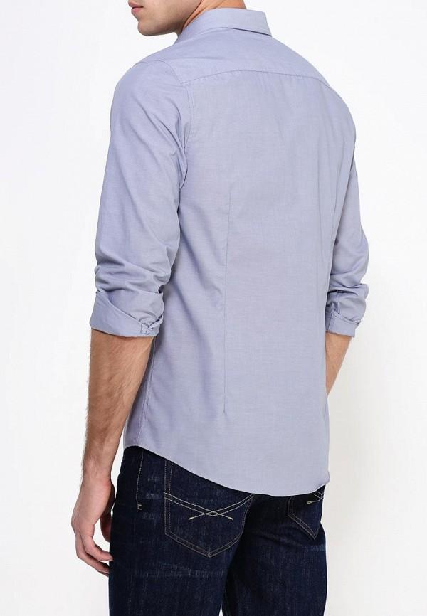 Рубашка с длинным рукавом Burton Menswear London 19S01HGRY: изображение 4