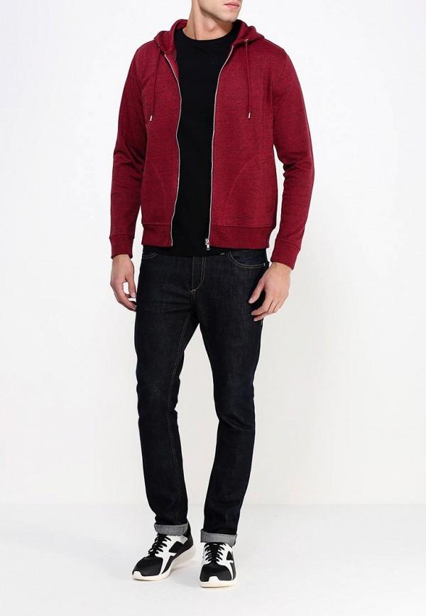 Толстовка Burton Menswear London 46B00HRED: изображение 2