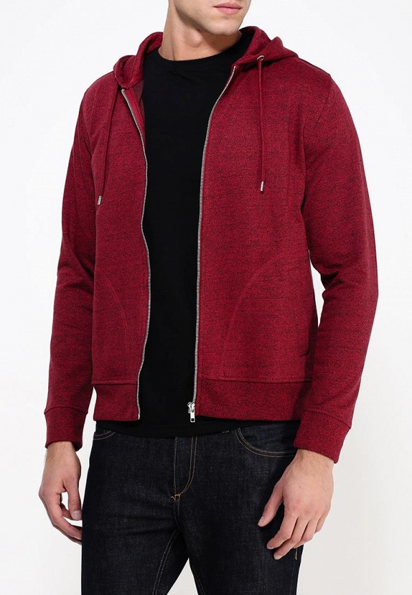 Толстовка Burton Menswear London 46B00HRED: изображение 3