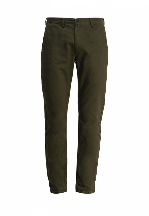 Мужские повседневные брюки Burton Menswear London 23C01HGRN: изображение 1