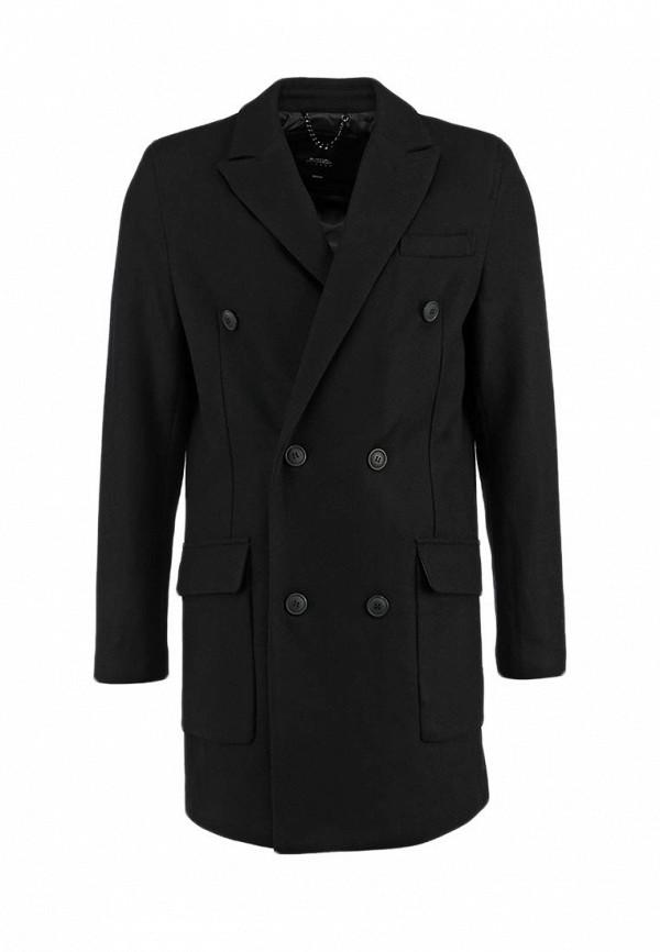 Пальто Burton Menswear London 06W04HBLK