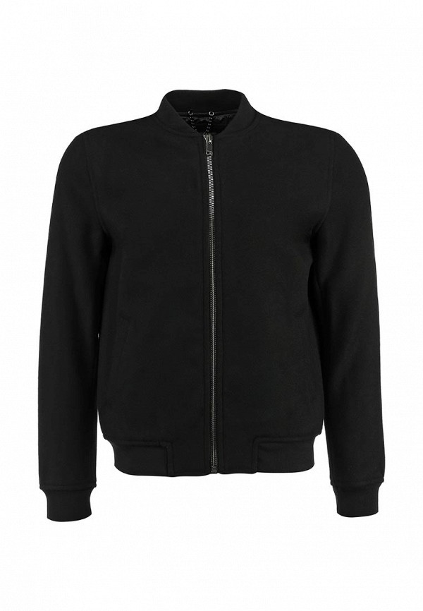 Мужские пальто Burton Menswear London 06W06HBLK: изображение 1