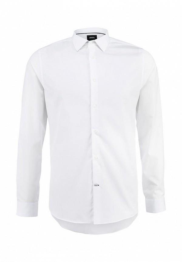Рубашка с длинным рукавом Burton Menswear London 19B02HWHT: изображение 1