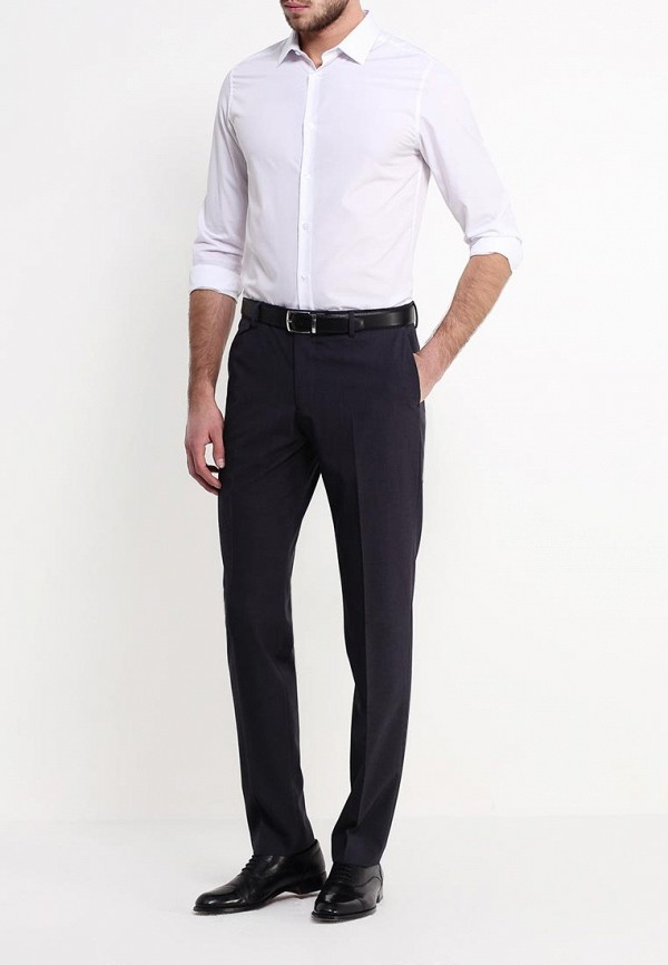 Рубашка с длинным рукавом Burton Menswear London 19B02HWHT: изображение 2