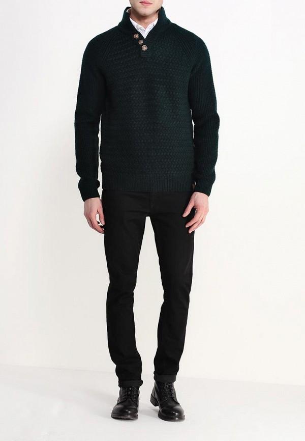 Пуловер Burton Menswear London 27E02HGRN: изображение 3