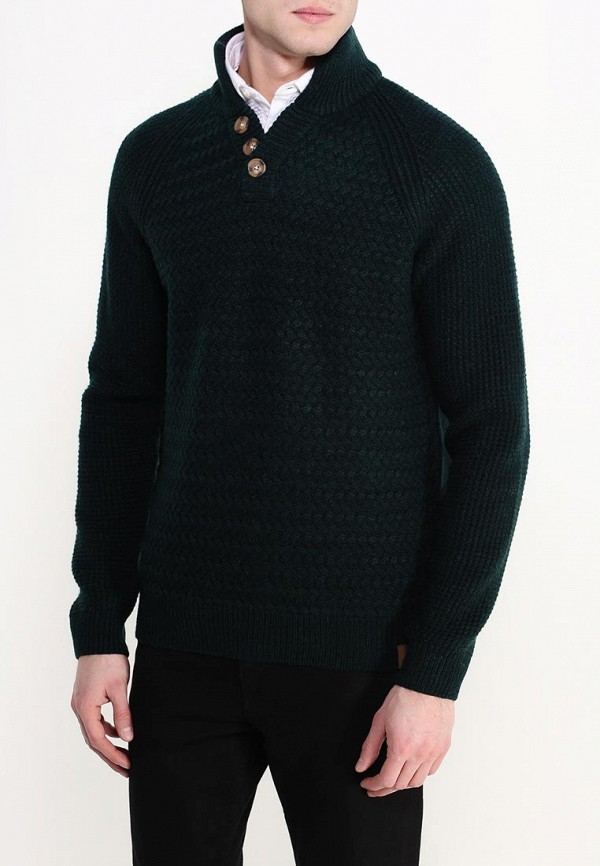 Пуловер Burton Menswear London 27E02HGRN: изображение 4