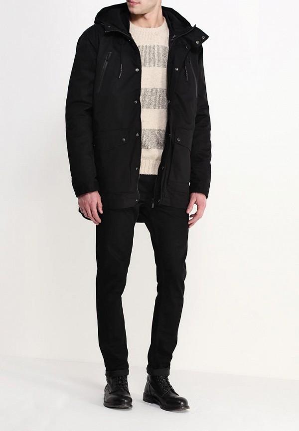 Утепленная куртка Burton Menswear London 06P02HBLK: изображение 3