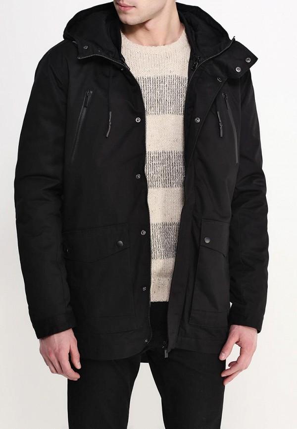 Утепленная куртка Burton Menswear London 06P02HBLK: изображение 4