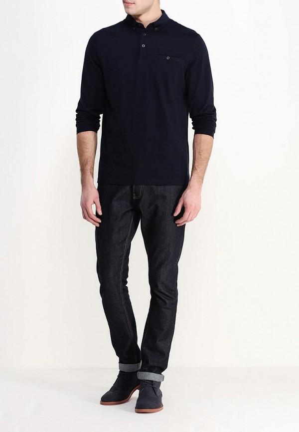 Мужские поло Burton Menswear London 46F00HNVY: изображение 3