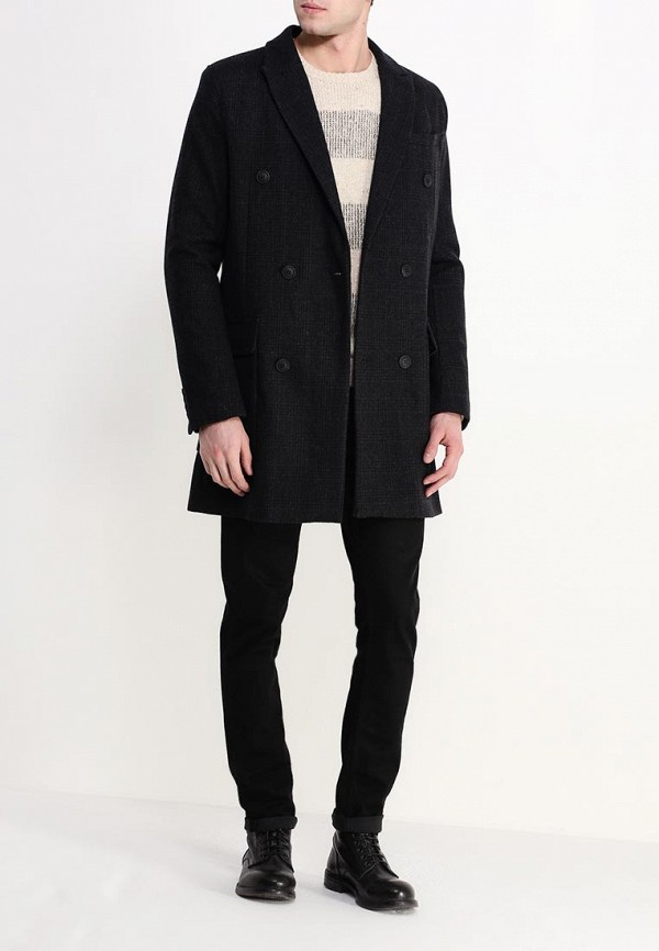 Мужские пальто Burton Menswear London 06W04HGRY: изображение 3