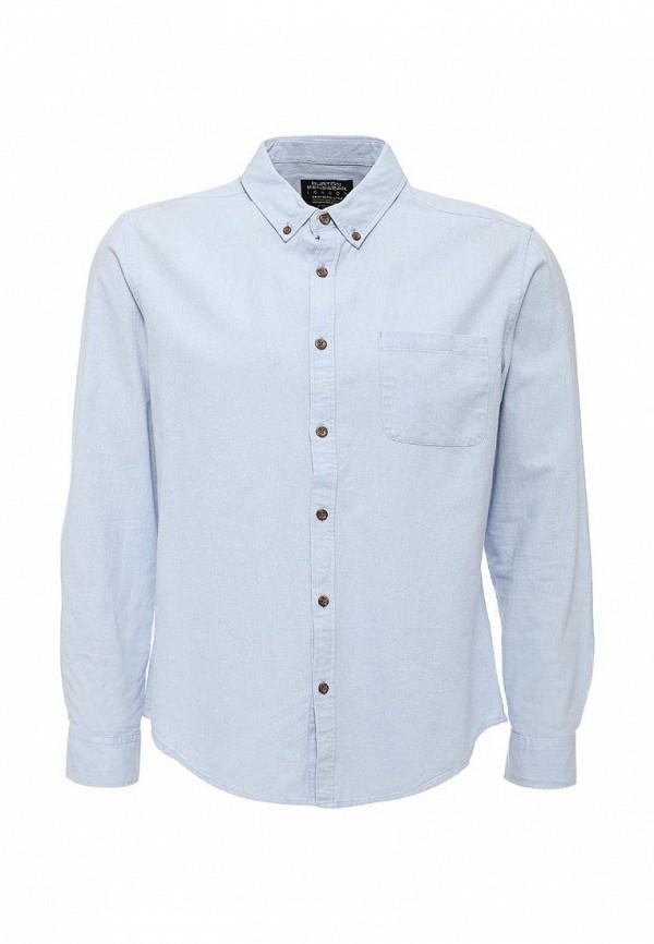 Рубашка с длинным рукавом Burton Menswear London 22O04FBLU: изображение 1