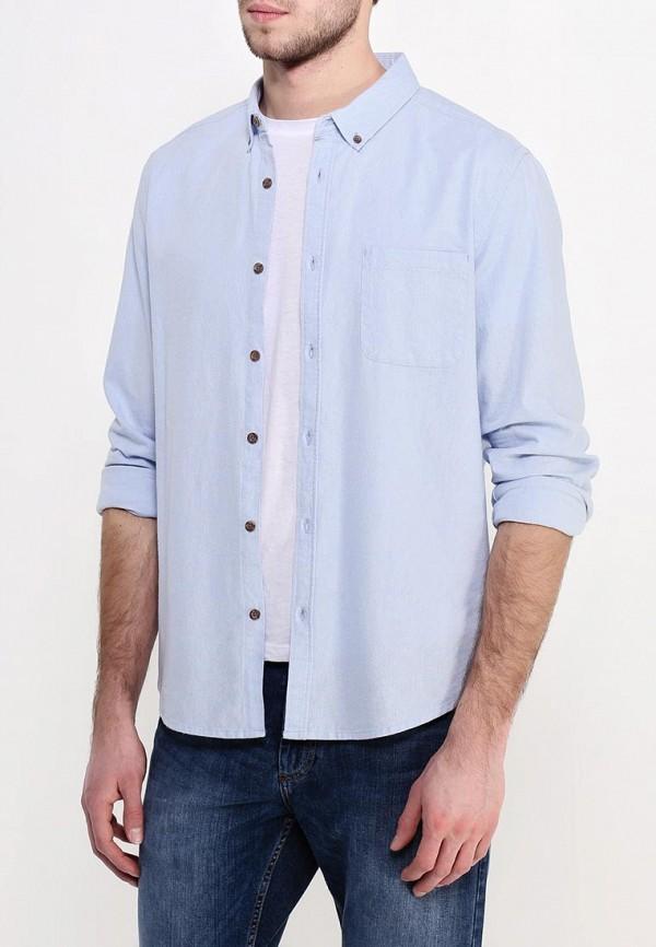 Рубашка с длинным рукавом Burton Menswear London 22O04FBLU: изображение 3