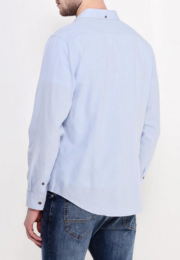 Рубашка с длинным рукавом Burton Menswear London 22O04FBLU: изображение 4