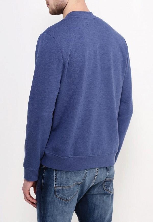 Рубашка с длинным рукавом Burton Menswear London 46A01HBLU: изображение 4