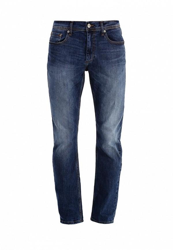 Мужские прямые джинсы Burton Menswear London 12A02IBLU: изображение 1