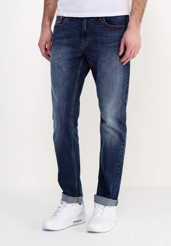 Мужские прямые джинсы Burton Menswear London 12A02IBLU: изображение 3