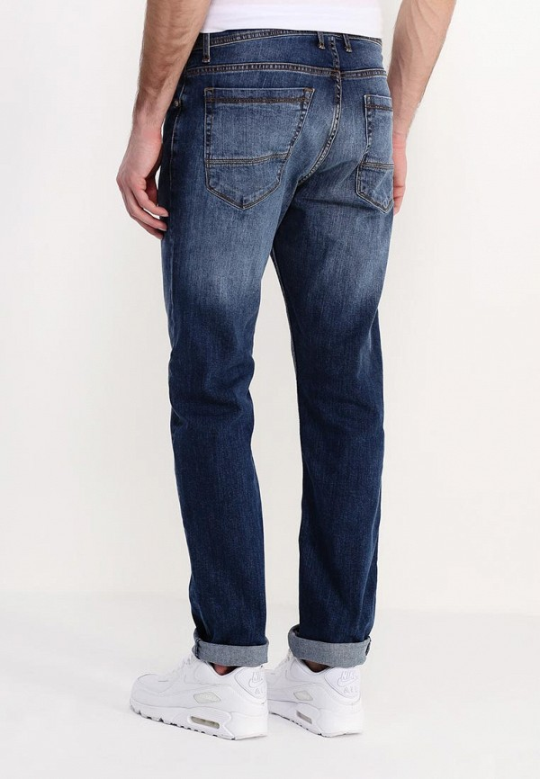 Мужские прямые джинсы Burton Menswear London 12A02IBLU: изображение 4
