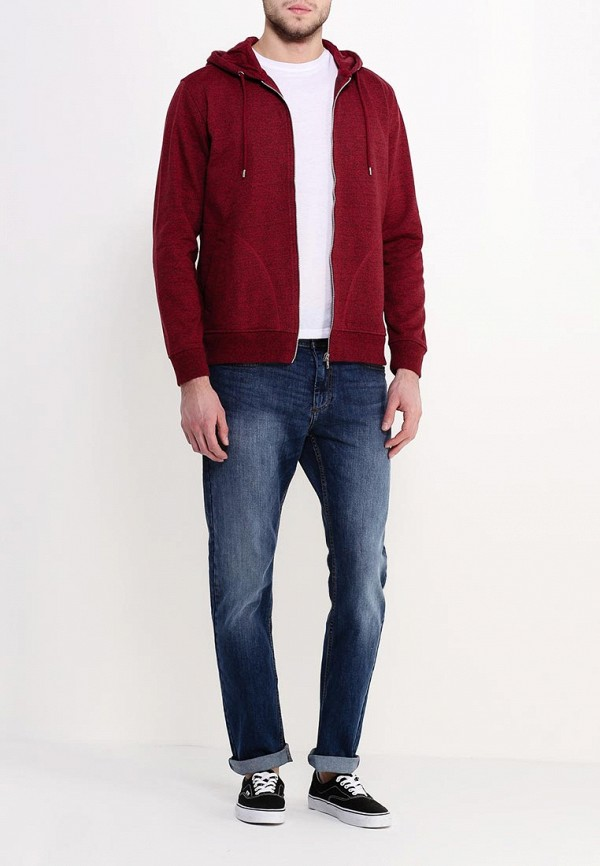 Толстовка Burton Menswear London 46B00HRED: изображение 2