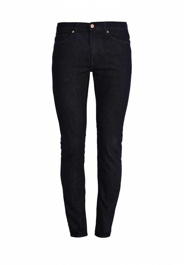 Зауженные джинсы Burton Menswear London 12S11HBLU: изображение 5