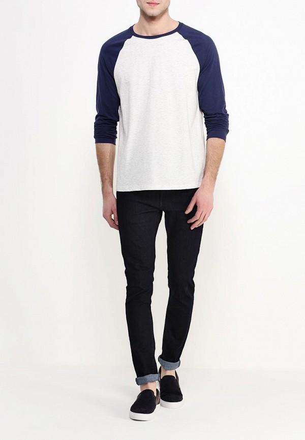 Зауженные джинсы Burton Menswear London 12S11HBLU: изображение 6