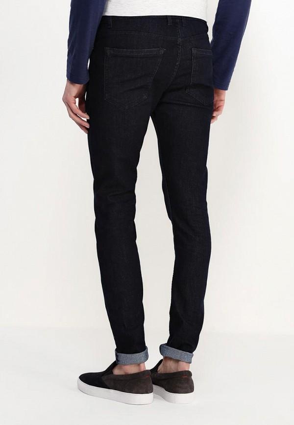 Зауженные джинсы Burton Menswear London 12S11HBLU: изображение 8
