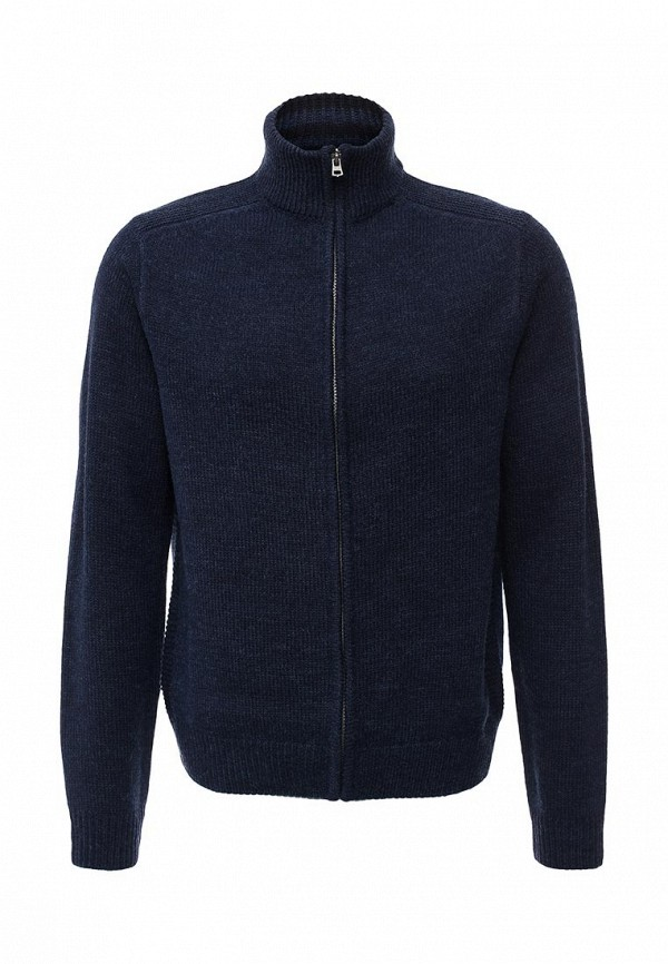 Кардиган Burton Menswear London 27A04HBLU: изображение 1