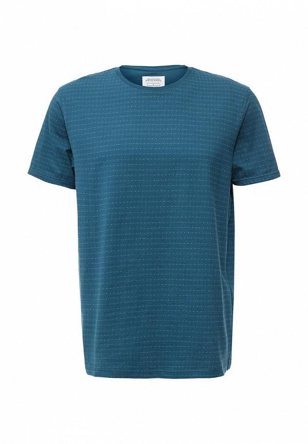 Футболка с коротким рукавом Burton Menswear London 45G08HGRN: изображение 1