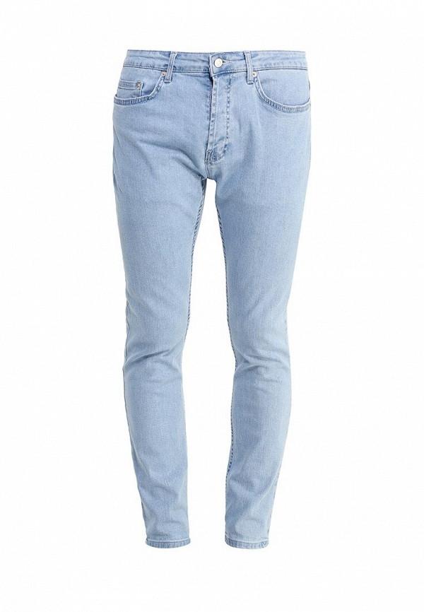 Зауженные джинсы Topman (Топмэн) 69E49MLST