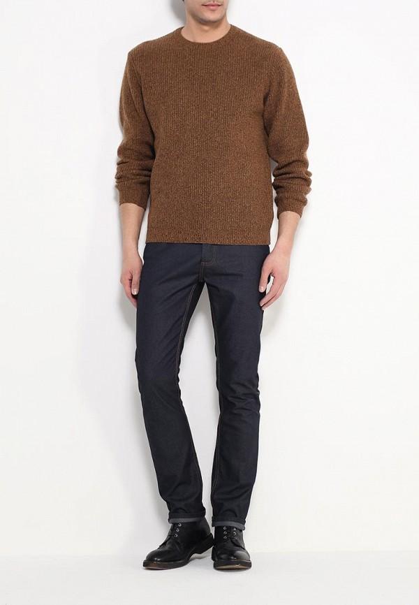 Мужские прямые джинсы Burton Menswear London 12A13IBLU: изображение 2