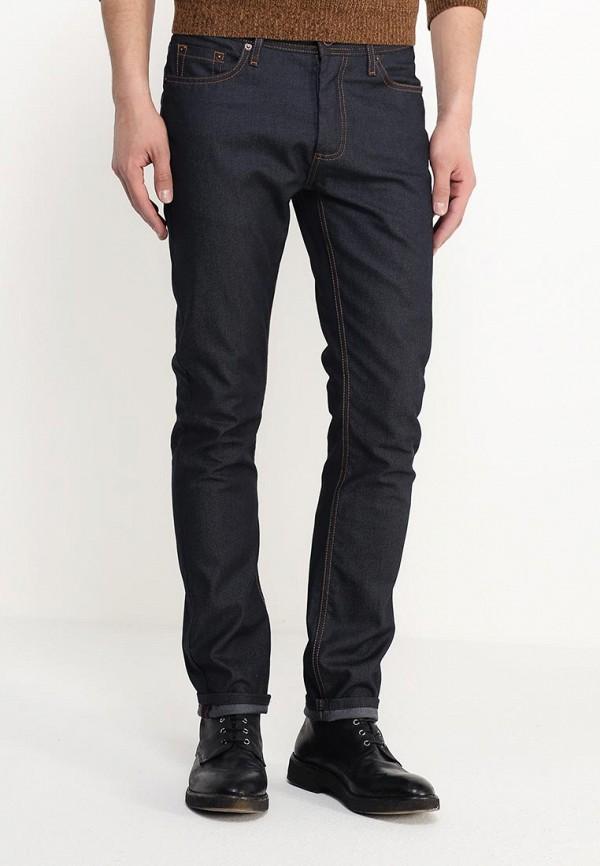 Мужские прямые джинсы Burton Menswear London 12A13IBLU: изображение 3