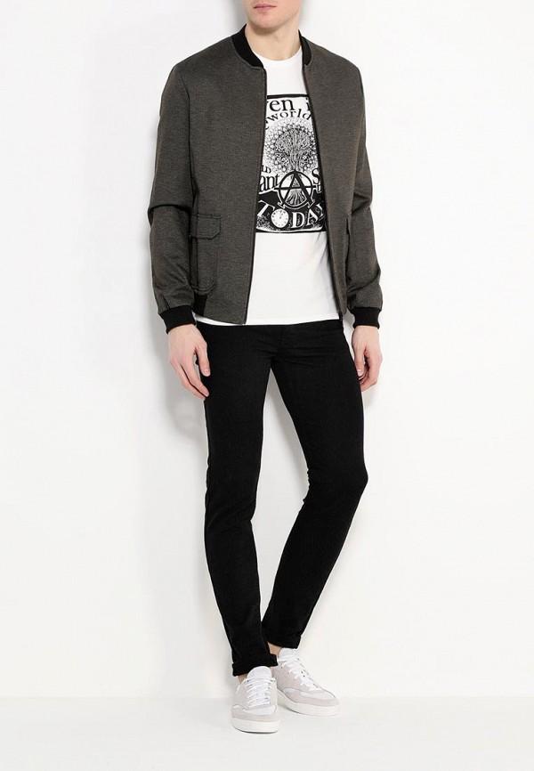 Зауженные джинсы Burton Menswear London 12S02HBLK: изображение 2