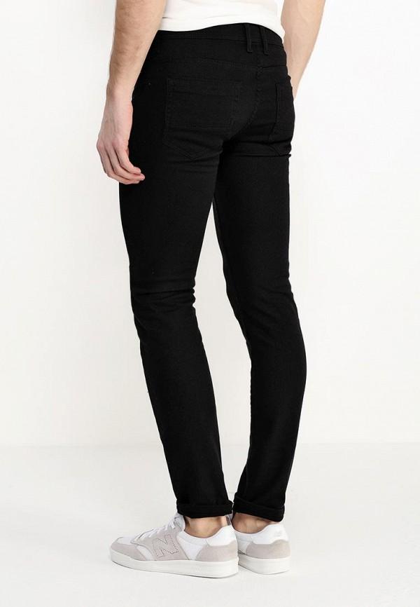Зауженные джинсы Burton Menswear London 12S02HBLK: изображение 4