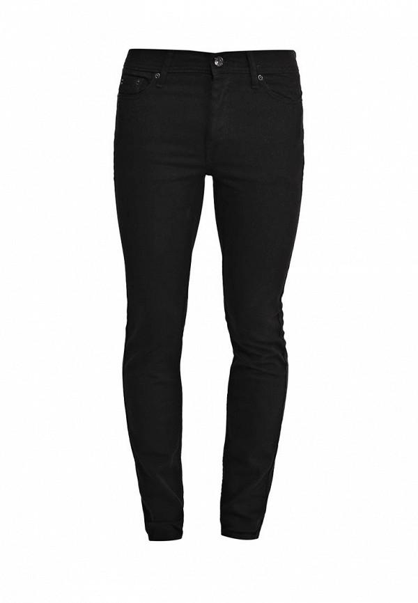 Зауженные джинсы Burton Menswear London 12S02IBLK