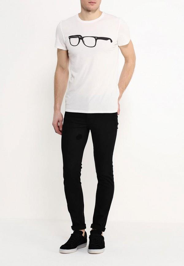 Зауженные джинсы Burton Menswear London 12S02IBLK: изображение 2
