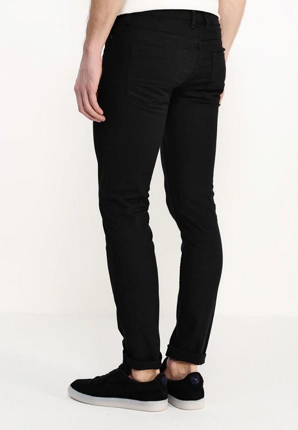 Зауженные джинсы Burton Menswear London 12S02IBLK: изображение 4